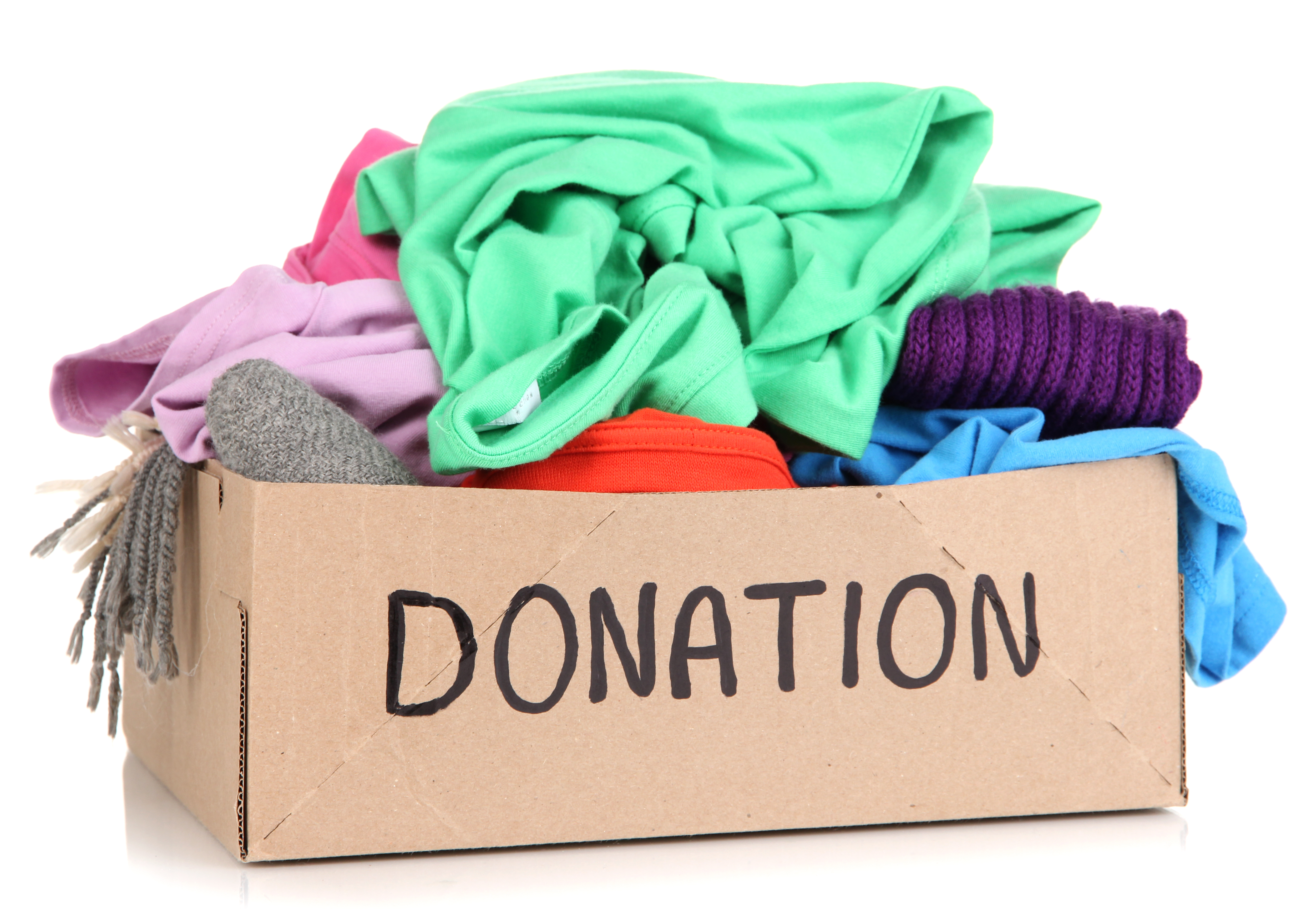 Organizations Taking Donations - C's Home Management